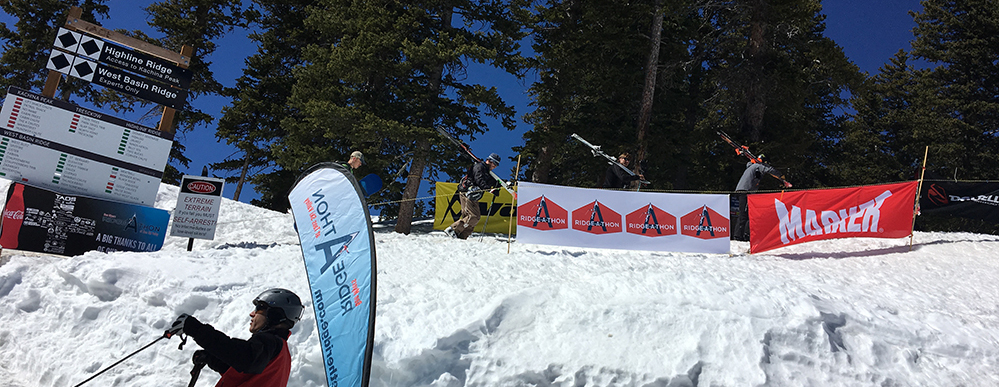 The Ben Myers Ridge-A-Thon at Taos Ski Valley
